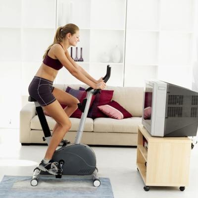 Performing a daily cardio workout at  home will help you melt away fat and lose weight.