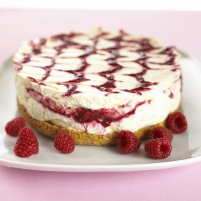 Cheese Cake Framboise Speculose
