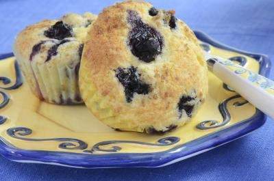 How Many Calories Does a Blueberry Muffin Have?