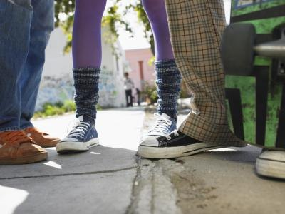 The Relation Between Height and Shoe Size in Adolescents