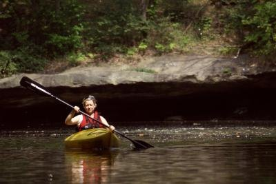 What Muscles Does Kayaking Work?