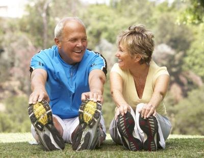 How to Get Fit at 50 for Men