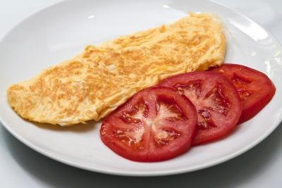 Calories in a Two-Egg Omelette