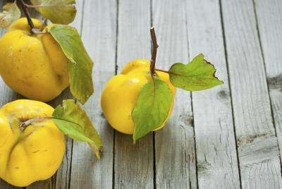 Five Ways to Eat Quinces