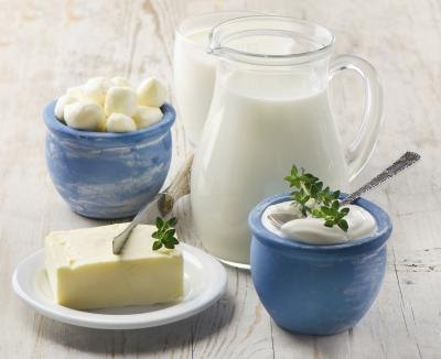 Dairy products and eggs are high in glutathione.