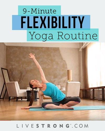 Tara Stiles 9 Minute Flexibility Yoga Routine