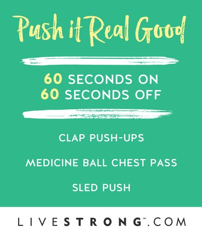 A workout to make Salt-N-Pepa proud.