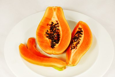 Papaya Enzyme Tablet Side Effects Livestrong Com