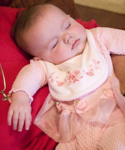 What Are the Causes of Infant Snoring?