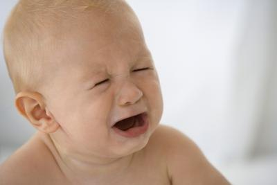 Facial pain in infants