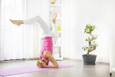 what are the benefits of headstands in yoga  livestrong