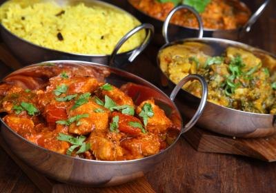 Best healthy options indian food