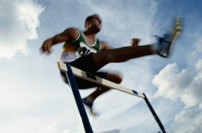 Hurdle Training Without Using Hurdles