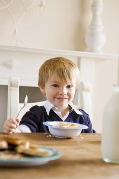 Quick Breakfast Ideas for Toddlers