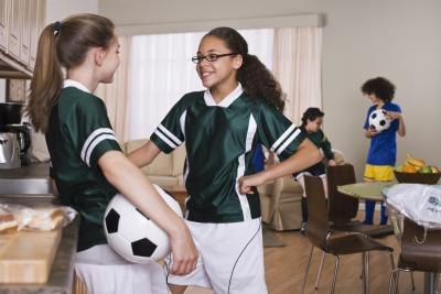How Middle School Sports Give Kids Exercise