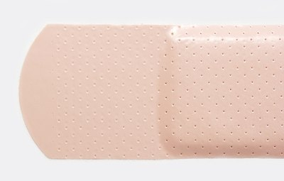 Cover wounds with bandages to keep them clean while your skin heals.