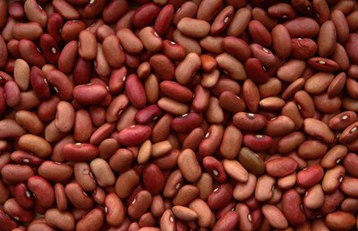 Beans provide a large amount of naturally-occuring folate per serving.