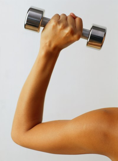 Exercises to Tone 40-Year-Old Women's Arms