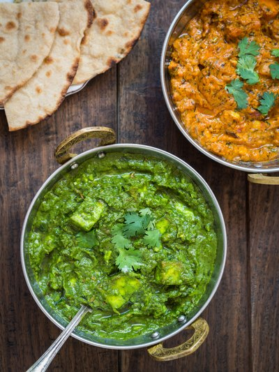 Indian Foods With Low Cholesterol and High Calcium