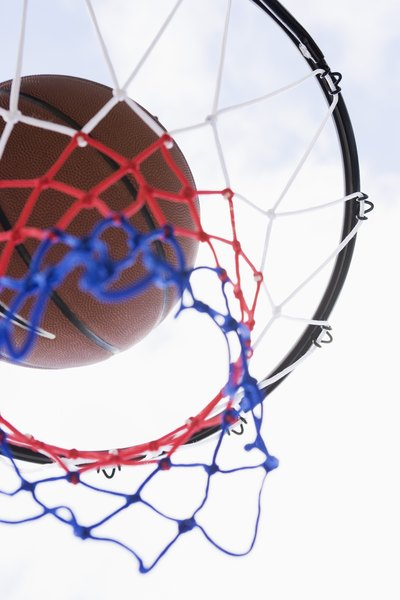 Purpose of the Net on a Basketball Rim
