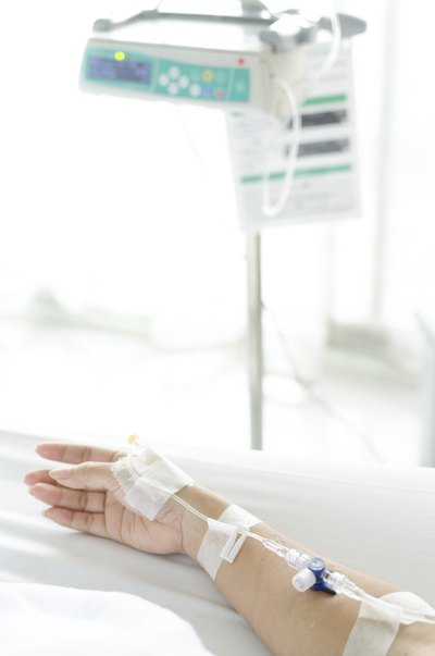 Side Effects of Saline Drip After Surgery