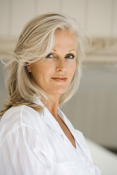 As you age, skin becomes more susceptible to free radical damage.