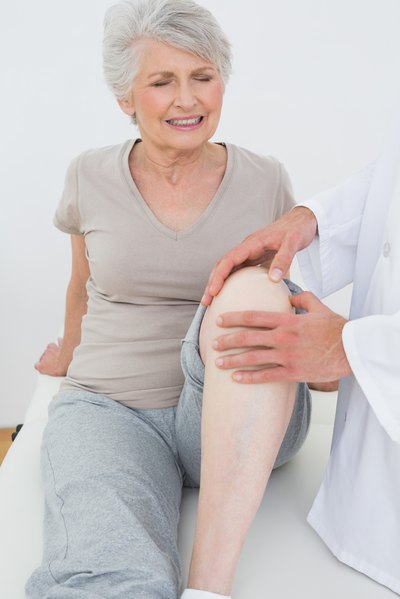 Calcium Deficiency & Stiff Joints