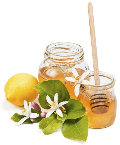Lemon & Honey for Colds