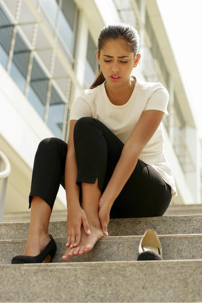 Foot Cramps and Vitamin Deficiencies