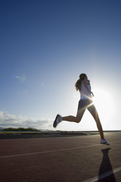 Target Heart Rates in High Intensity Interval Training