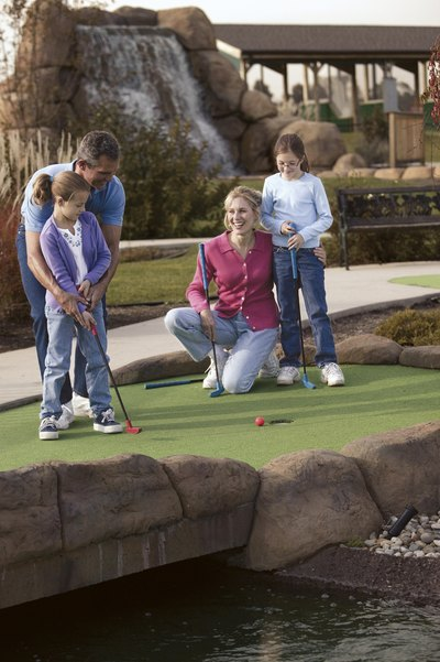 Cheap Miniature Golf Courses in Myrtle Beach
