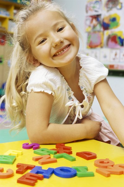 Goals and Behavioral Objectives for Preschool Children With ADD