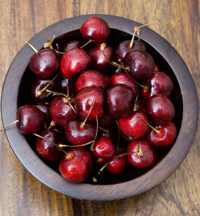 Add cherries to diet.