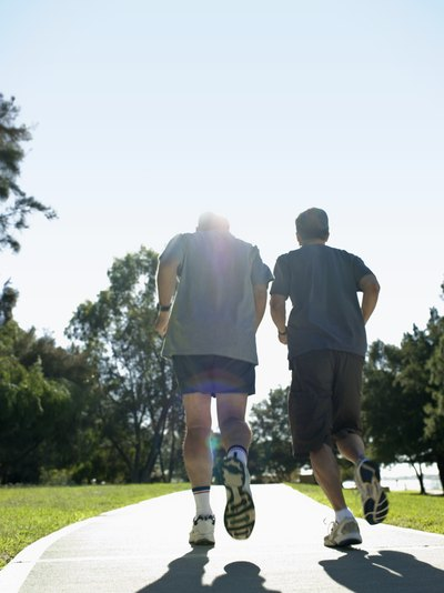 By increasing the amount of time you run each day, you can build up your confidence while enhancing your fitness.