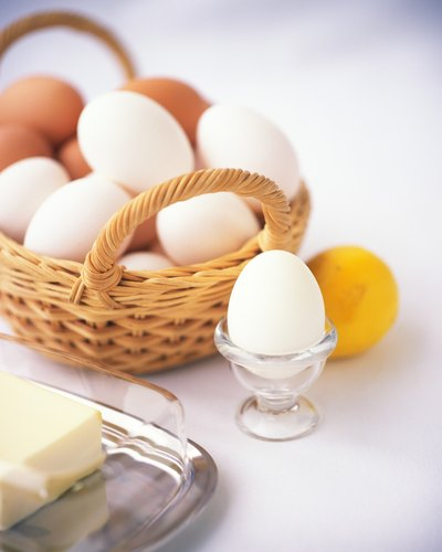 Eggs: A Natural Source of Taurine