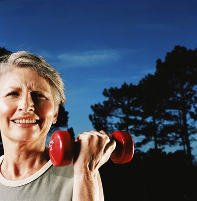 Lifting Weights with Osteoarthritis