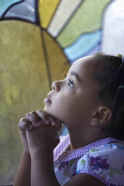 Activities for Children on Serving God