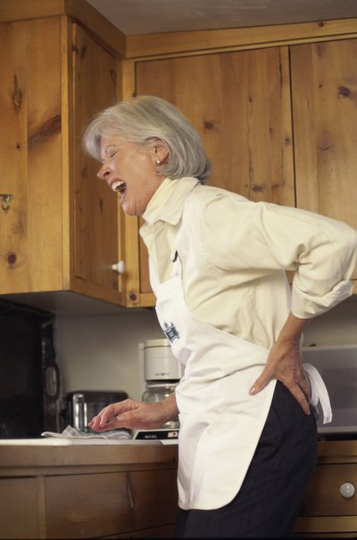 Exercises That Relieve Back Pain From a Herniated Disc