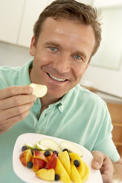 A Healthy Diet for Men With High Blood Pressure and 40 Years Old