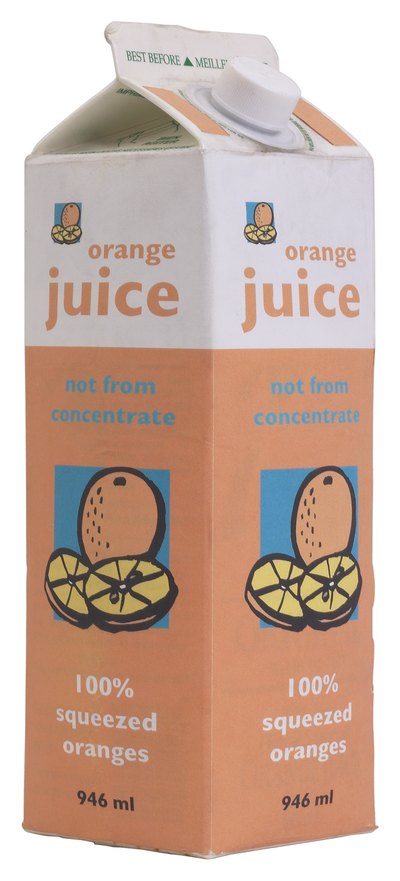 Can Orange Juice Irritate the Urinary Tract?