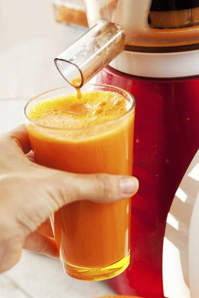 Carrot Juice Diet