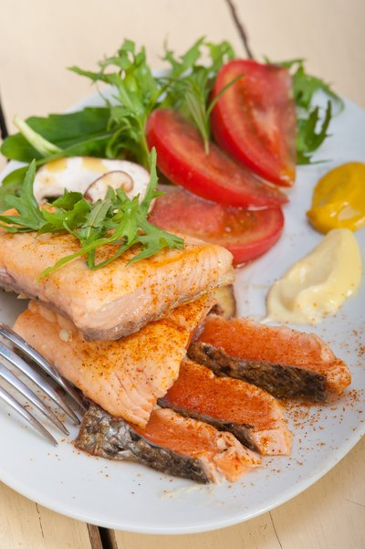 Dr. Perricone's Salmon Diet
