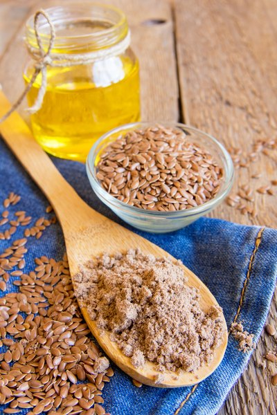 Flaxseeds for Hair & Nail Growth