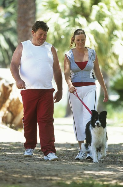 The Impact of Obesity on Male & Female Relationships in Adulthood