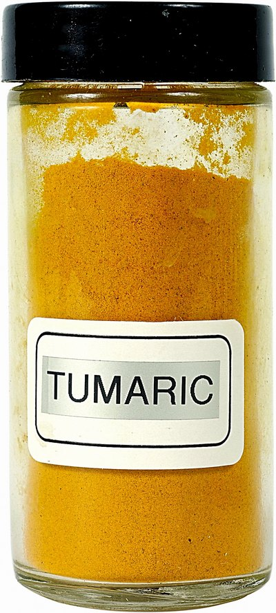How Much Turmeric Powder Is in Curry?