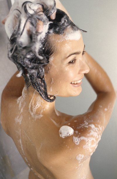 Wash your hair thoroughly after every swim to avoid potential hair damage or loss.