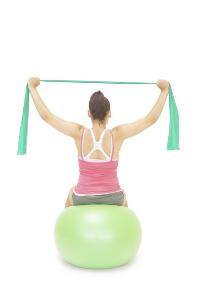 Seated Resistance Band Exercises