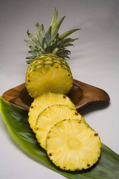 Pineapple Detox Diet