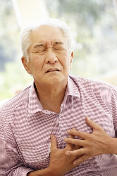 Signs of a Strangulated Hiatal Hernia