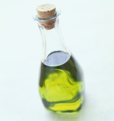 Olive Oil contains healthy fat.